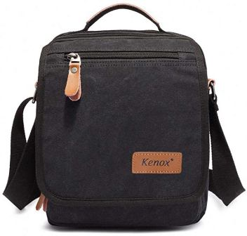 Kenox Vintage Messenger Bag