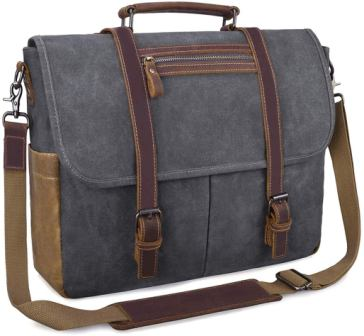Mens Messenger Bag by Nubily