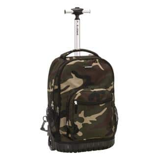 Rockland 19-inch Rolling Backpack
