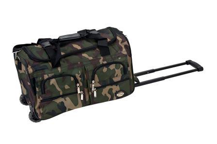 Rockland 22 Inch Rolling Duffle Bag