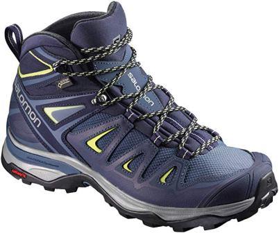 Salomon Women's Ultra 3 GTX Hiking Shoes