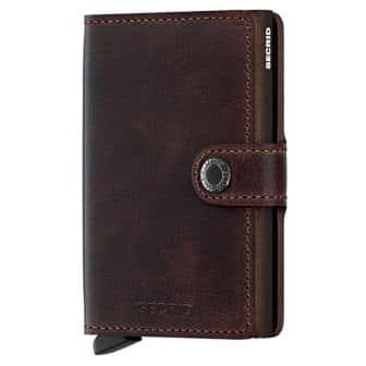 Secrid Vintage Men Mini Wallet