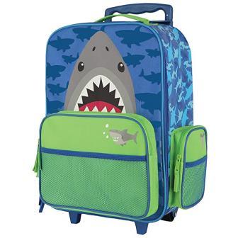 Stephen Joseph Shark Rolling Backpack