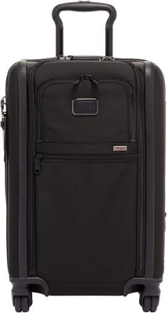 TUMI Alpha 3 International Carry-On Luggage