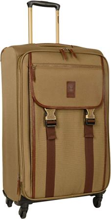 Timberland 25″ Expandable Spinner Suitcase
