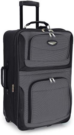 Tommy Hilfiger 25″ Maryland Hardside Upright Suitcase