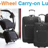 Top 15 Best 2-Wheel Carry-on Luggage in 2020
