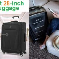Top 15 Best 28-inch Luggage in 2020