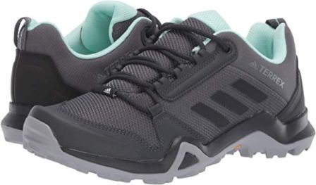 best light hiking shoes for women