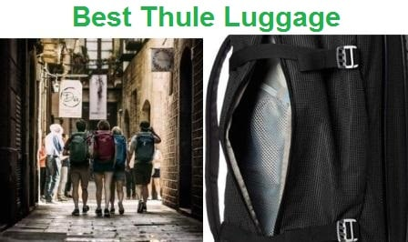 Top 15 Best Thule Luggage Reviews in 2020