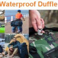 Top 15 Best Waterproof Duffle bags in 2020