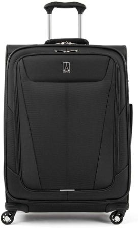 Travelpro Maxlite 5 Lightweight Checked Medium 25″ Expandable Softside Luggage