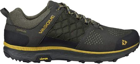 Vasque Men's Breeze Lt Low GTX Gore-tex Waterproof Breathable Hiking Boot
