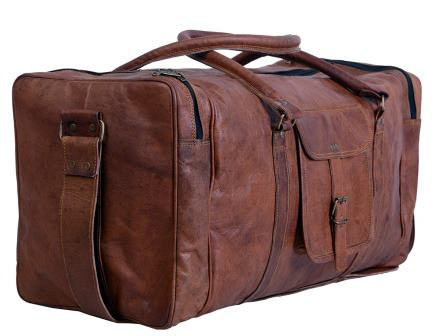 KOMAL'S PASSION DUFFEL BAG