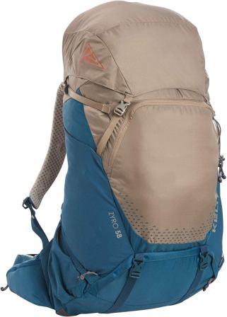 Kelty Zyro 58 Hiking Backpack
