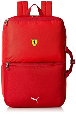 PUMA Men's Standard Scuderia Ferrari Replica Backpack