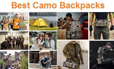 Top 15 Best Camo Backpacks in 2020