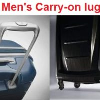 Top 15 Best Men's Carry-on luggage in 2020