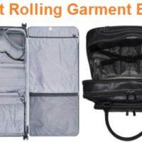 Top 15 Best Rolling Garment Bags in 2020