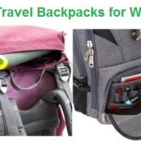 Top 15 Best Travel Backpacks for Women in 2020