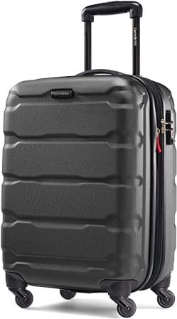 20-inch and 28-inch hardshell case carry-on luggage by Samsonite
