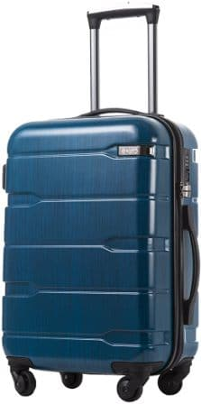 28-inch Expandable luggage from COOLIFE