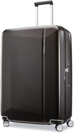 30-inch Etude black luggage by Samsonite