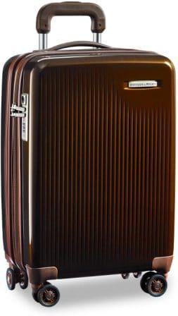 Briggs & Riley Sympatico-Hardside Unisex Carry-on Luggage