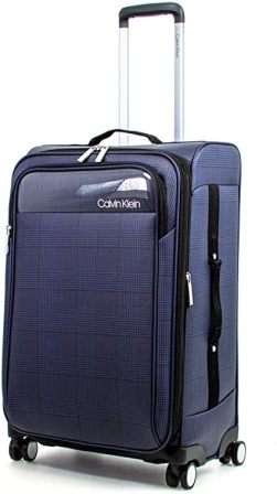 Calvin Klein Glen Water-Resistant Travel Case Carry On Bag