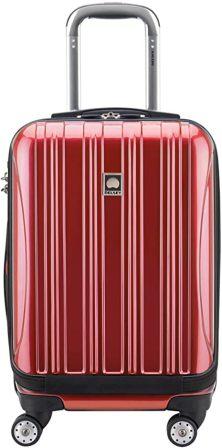 DELSEY Paris Helium Aero Scratch Resistant & Safe Carry On Bag