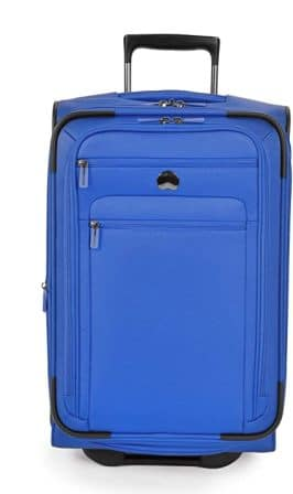 DELSEY Paris Store Easy-Grab Expandable Carry on Bag