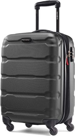 Samsonite Omni Functional and Thoughtful Carry On Bag