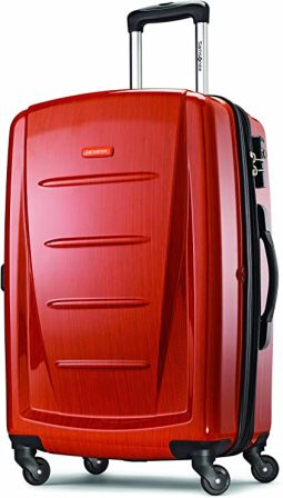 Samsonite Winfield 2 Lightweight Durable and Elegant Carry on Luggage