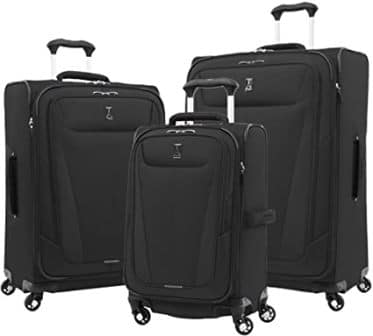 Set of 21-inch and 25-inch carry-on luggage by Travelpro