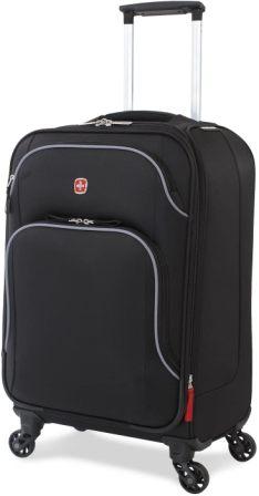 "SwissGear Nyon 20"" Lightweight Carry-On Suitcase"