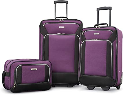 American Tourister Fieldbrook XLT 3-Piece Luggage Set