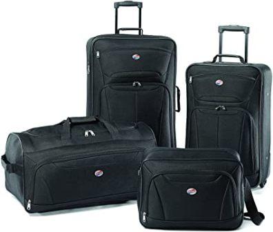 American Tourister Softside Upright Luggage