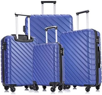 Apelila Carry On Luggage Sets
