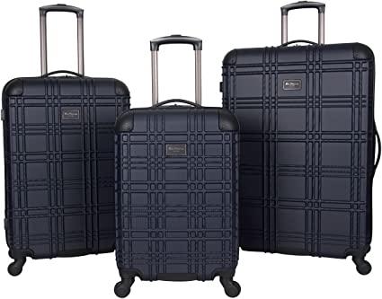 Ben Sherman Nottingham 3-Piece Luggage Set