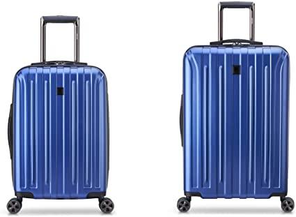 Delsey – Paris Titanium Hardside Luggage