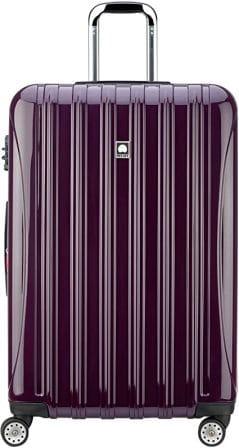 "Delsey Paris Aero 29"" Expandable Rolling Luggage"