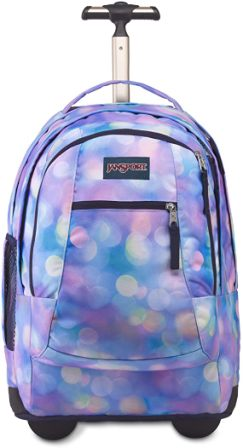 JanSport Driver 8 Laptop Backpack for a Life on the Move