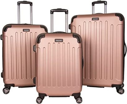 Kenneth Cole Reaction Renegade 3-Piece Luggage Set