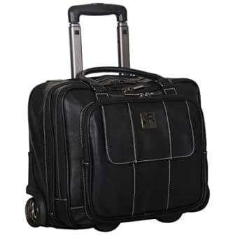 Kenneth Cole Women's Rolling Laptop Bag