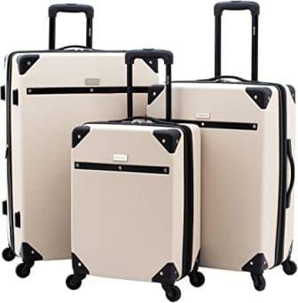 Kensie Carroll 3-Piece Luggage Set