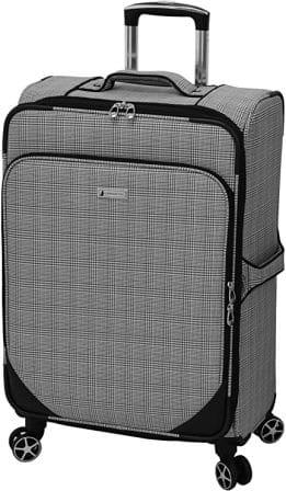 """London Fog BKMP 24"""" Spinner Suitcase"""