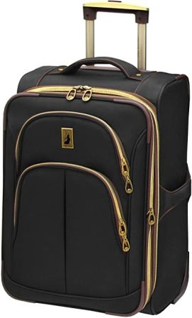 """London Fog Coventry UL 21"""" Upright Suitcase"""
