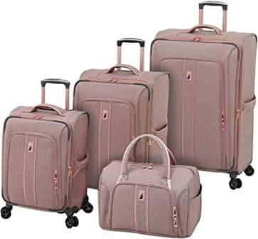 London Fog Newcastle 4-pc Luggage Set