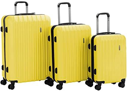 Murtisol Travel 3-Piece Luggage Set