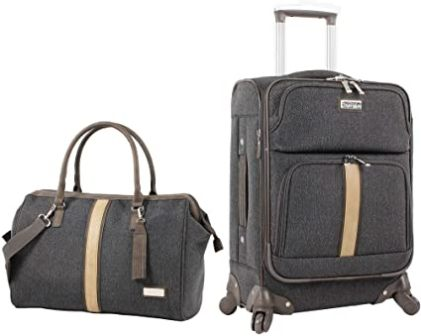 Nicole Miller – Softside Luggage Collection